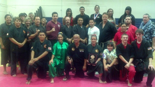 Sifu Jerry Shaw's White Tiger Challenge Karate Tournament