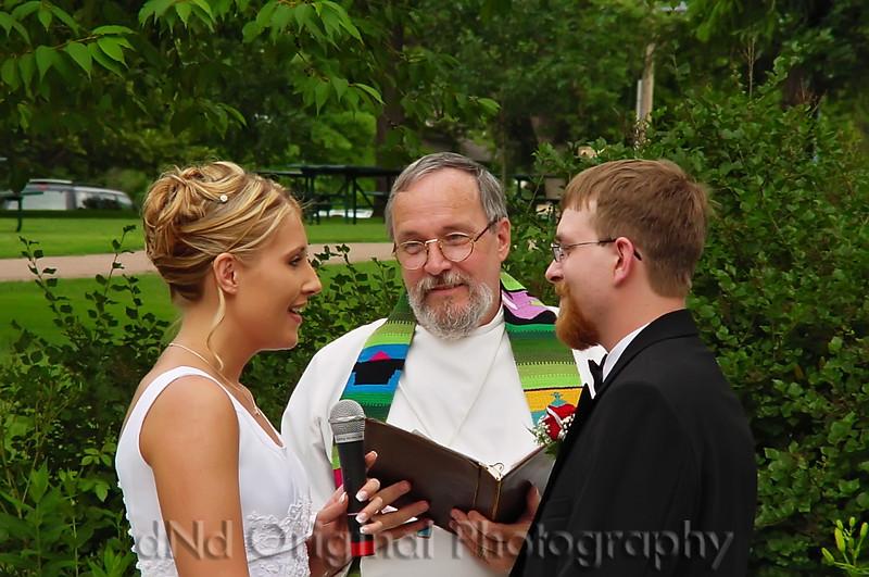 Darin's Outdoor Wedding