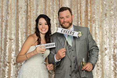 Kathryn and Evan