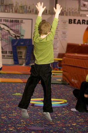2-25-2008 Gymnastics