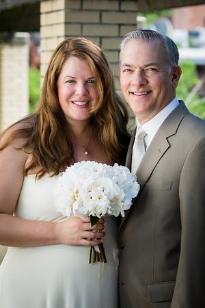Pilar and Robert  Georgetown Wedding