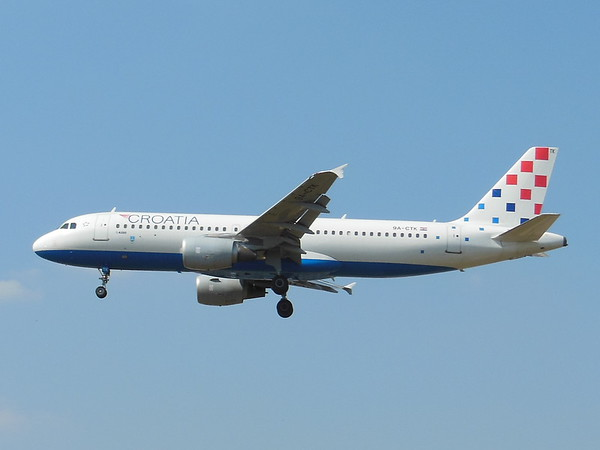 Croatia Airlines (OU)