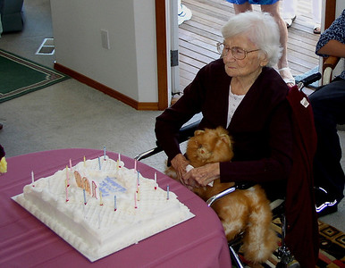 Polly Lien's 100th Birthday
