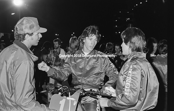 Anaheim Supercross 1984