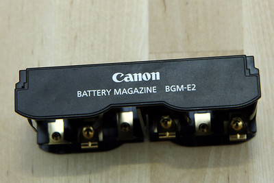AA Battery Magazine
