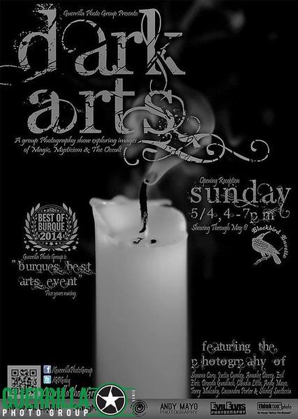 DARK ARTS (May, 2014)