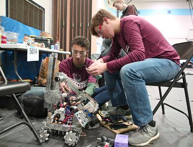 US Robotics Team, Dec. 9, 2018