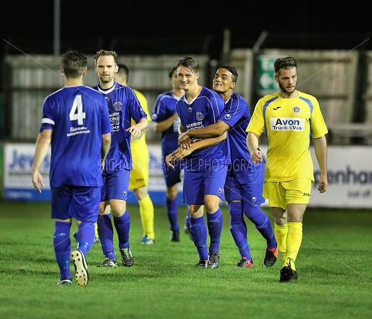 Chippenham Park V Oldland Abbotonians Match Pictures 16th September