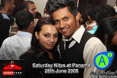 Panama Room - 28th June 2008