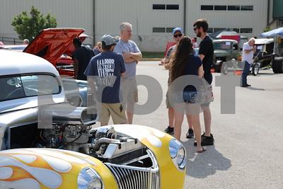5/19/18 Tyler Junior College Benefit Car Show by David Thomas
