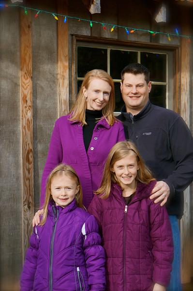 """""""R"""" Family Christmas Tree Farm '12"""