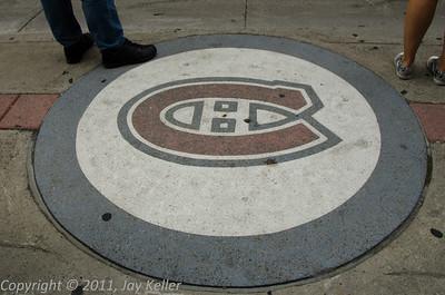 Montreal/Ottawa/Quebec, August 2011