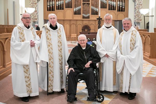 Priesthood Jubilee 2019