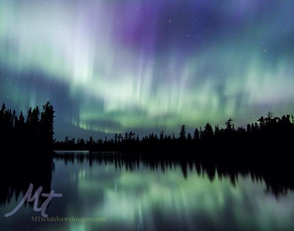 Aurora Borealis, The Northern Lights