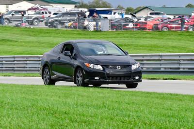2020 SCCA TNiA Pitt Race Sept 30 Nov Blk Honda