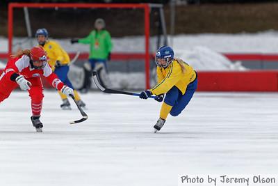 Sweden vs Russia - 2016 Championship