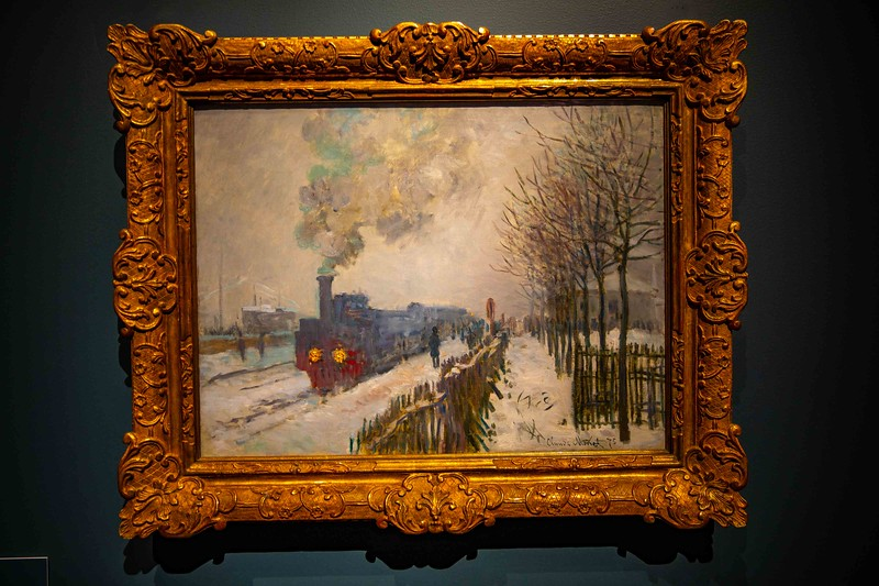 National Gallery Monet Exhibition 2019