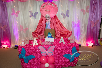 Aanshi's First Birthday Party