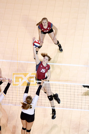 NAIA Natl - Dordt vs Viterbo VB17