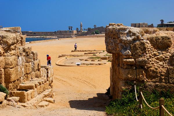 Cesareia National Park