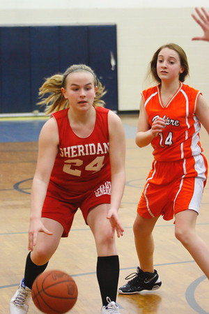 Sheridan Travel vs Belpre 6th Grade
