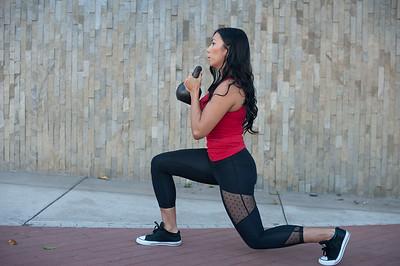John & Vivi Partner Fitness Proof Sheet