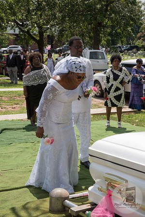 Little Princess Funeral/Repast and Cookout Photos