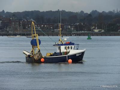 Fishing Trawlers - Southampton Water