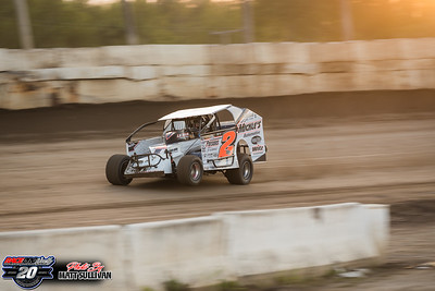 Lebanon Valley Speedway - August 15, 2020 - Matt Sullivan