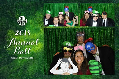 HKIS 2018 Annual Ball - 25th May 2018