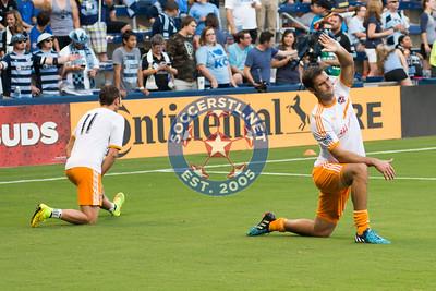 Sporting KC host Houston Dynamo