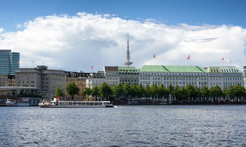 Alster Hotel Vier Jahreszeiten Hamburg