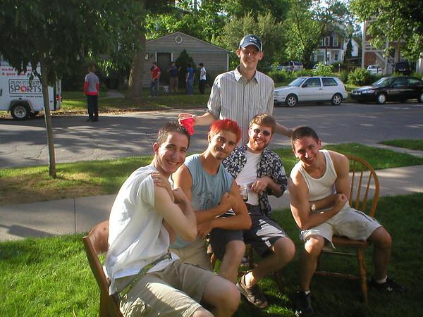 Jules & Brian Bday (2003-07-14)