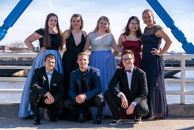 Prom 2019 Blue Bridge