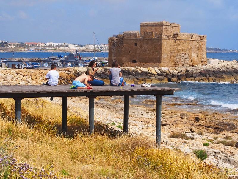 Paphos, Castle