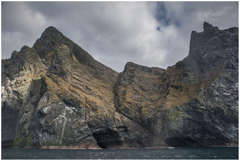 Boreray western cliffs (2)
