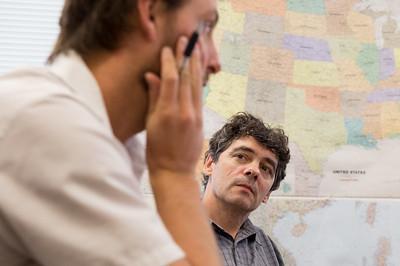 Professor Mathias Vuille and PIRE collaboration
