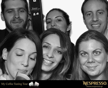 Nespresso - My Coffee Tasting Tour