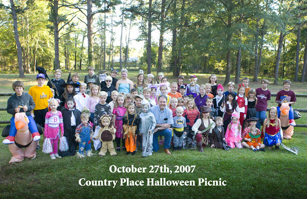 2007-10-27 Country Place Picnic