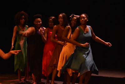 """Dale Shields """"For Colored Girls"""" Performance 11-23-2019"""