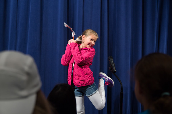 3rd Grade Poetry Slam