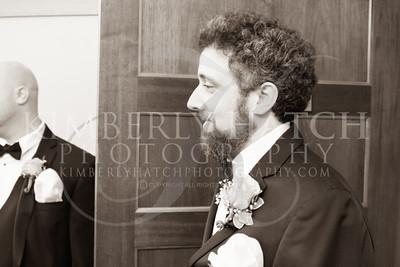Pre-Ceremony Groom