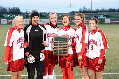 Massena Wins the Section X Championship - October 29, 2007