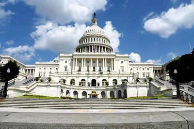 DC, Washington - United States Capitol, 2018
