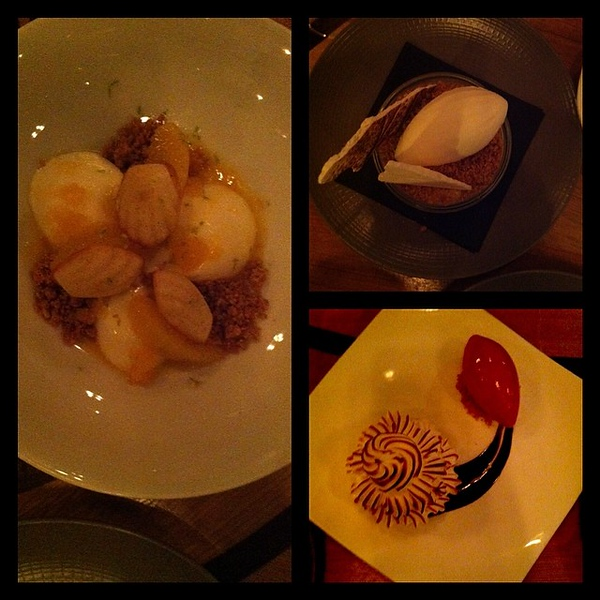 Dessert via @giuseppetentori at GT!!