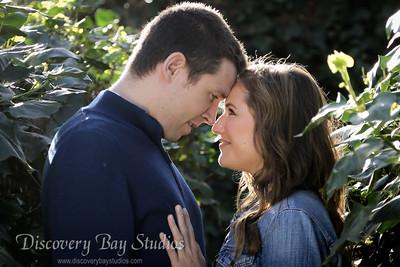 Stefanie & Matt Engagement shoot at Brownstone 3-21-2021