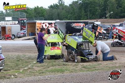 Ohsweken Speedway Karts- June 22nd