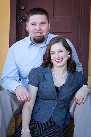 Katie and Craig