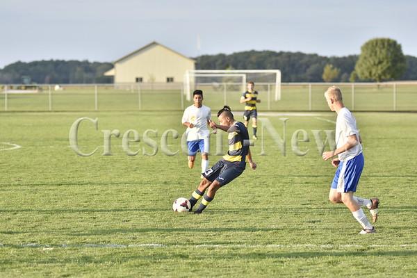 10-04-16 Sports Archbold @ Continental Boys Soccer