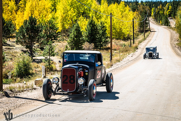 2018 Hot Rod Hill Climb